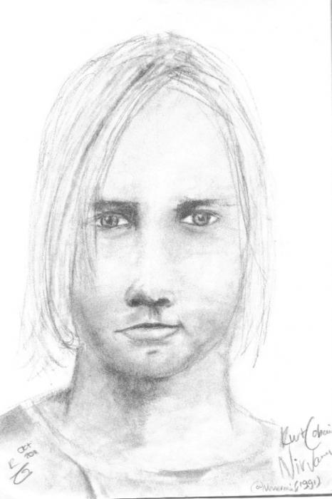 Kurt Cobain par pietjedederde